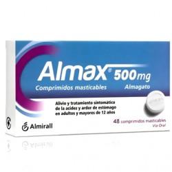 Almax 48 Comprimidos