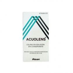 Acuolens 30 Monodosis 0,5ml