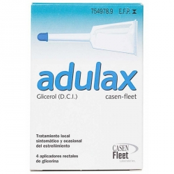 Adulax 4 Aplicadores 7,5ml
