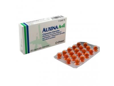 Auxina -A+E- 20 Cápsulas