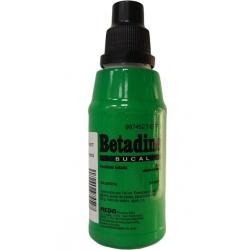 Betadine Solución Bucal 125ml