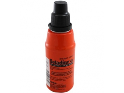Betadine Solución Jabónosa 125ml