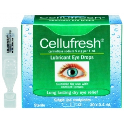 Cellufresh 30 Unidosis Lagrimas