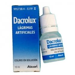 Dacrolux Lagrimas Artificiales
