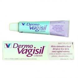 Dermo Vagisil Crema 15g