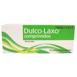 Dulco-Laxo 30 Grageas