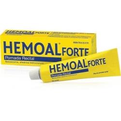 Hemoal Forte Pomada 30g