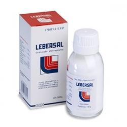 Lebersal Granulado Efervescente 100g