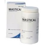 MASTICAL 60 COMPRIMIDOS MASTICABLES