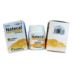 Natecal 20 Comprimidos