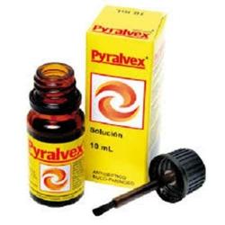 Pyralvex Solucion 10ml