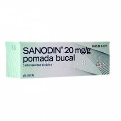 Sanodin Gel 15g