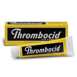 Thrombocid Pomada 60g