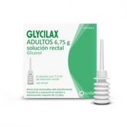 Glycilax Adultos 6,75g Solucion Rectal