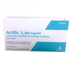 Artific Colirio 30 Monodosis 0,5ml