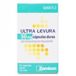 Ultra-Levura 50 Cápsulas