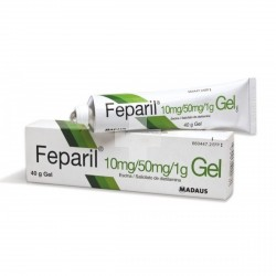 Feparil Gel 40g